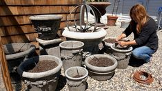 Container Gardening, Gardening Tips, Drip System, Drip Irrigation, Permaculture, Pots, Youtube, Raised Beds, Curtain Rods