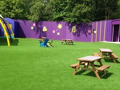 Fake grass, astro turf, artificial grass... it's known by many different names, and isn't always as realistic looking as you might have hoped. But, at National Plastics we're pleased to offer a truly fantastic range of artificial grass that is so realistic, you'll wonder why you ever doubted it! Why use artificial grass?  Your