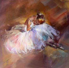 Russian artist : Anna Razumovskaya
