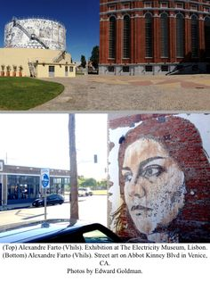 Lisbon Art Galore -