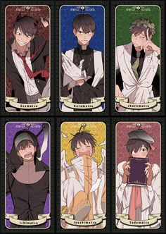 Uploaded by cin_chan. Find images and videos about osomatsu-san, ichimatsu and osomatsu on We Heart It - the app to get lost in what you love. Dark Anime Guys, All Anime, Anime Love, Manga Anime, Anime Art, Dream Anime, Character Concept, Character Design, Osomatsu San Doujinshi