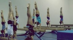 Drills and Ideas from Tammy Biggs for gymnastics coaches | Swing Big!