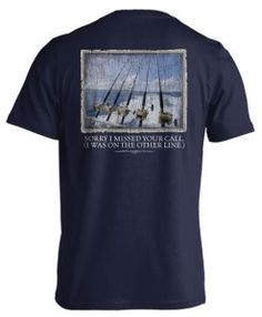 71a5839f8 Off The Map Missed Call T-shirt Off The Map, Gifts For Him