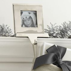 picture frame stocking holder
