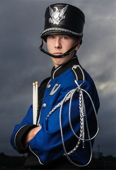 28 best marching band uniforms images in 2017 Marching Band Pictures, Band Senior Pictures, Senior Photos, Softball Pictures, Cheer Pictures, Girl Pictures, Senior Boy Poses, Senior Girls, Senior Portraits
