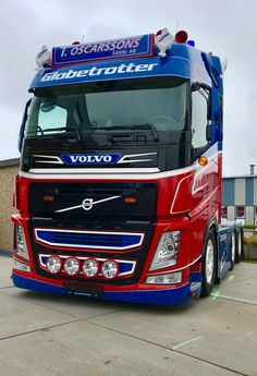 Road Train, Volvo Trucks, Truck Design, Big Trucks, Mercedes Benz, Transportation, Photo And Video, Trailers, Euro