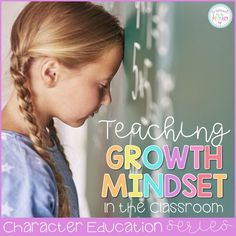 Powerful ways of teaching growth mindset in the classroom. Simple strategies you can try today to help students maintain a positive attitude, understand the power of YET, and show continued effort in school! Growth Mindset Examples, Growth Mindset Videos, Growth Mindset Book, Growth Mindset Activities, Teaching Social Skills, Primary Teaching, Social Emotional Learning, Teaching Kids, Class Dojo Growth Mindset