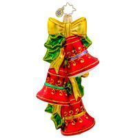Ringing Trio Ornament