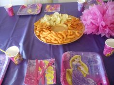 Glitterballlifestyle	Tangled Themed 10th Birthday Featuring Shindigz
