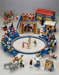 Playmobil Circus :)