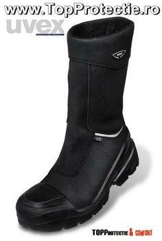 Cizme groase de iarna depozit frig rezistente la apa Uvex Quatro Pro Boots, Winter, Fashion, Crotch Boots, Winter Time, Moda, Fashion Styles, Shoe Boot, Fasion