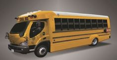 Electric school bus will make field trips greener than ever before -- Instead of bailing out the banks, the USA should've gotten rid of all the old yellow school buses and replaced them with these!