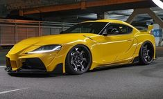 Toyota Supra, Rutledge Wood, Team Toyota, Bmw Z4 Roadster, Lego Speed Champions, High Performance Cars, Forged Wheels, Tuner Cars, Automotive News