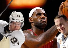 What big data can teach us about our favorite sports.
