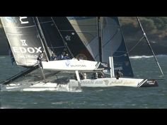 Extreme Sailing Series™ Act 7, Lisbon delivers full-throttle racing