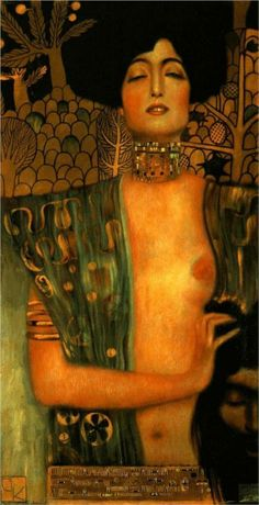 Judith and Holopherne (Gustav Klimt)