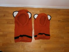 Ravelry: Project Gallery for Failynn Fox Cowl pattern by Heidi May