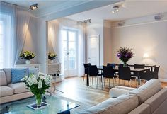 glamourus interior