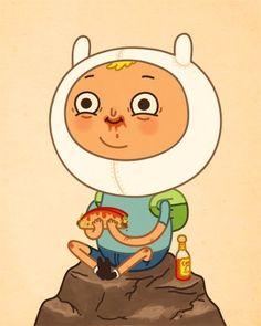 Creepy Finn | Adventure Time