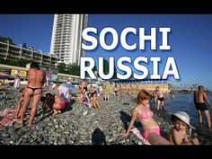 Sochi is Russia's only subtropical resort city located in Krasnodar krai, on the northeast coast of the Black Sea, km south of Moscow. Russia, Tourism, History, World, Sports, Youtube, Travel, Turismo, Hs Sports