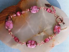 Sexy Pink Anklet$18.00  SOLD!
