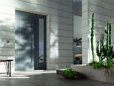 Modern bespoke entry door