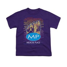 Melrose Place - Melrose Place Youth T-Shirt