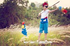 Pirates photoshoot ideas