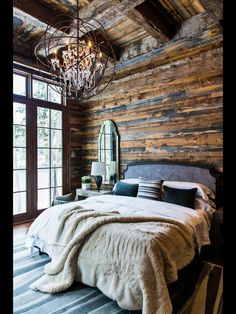 Log cabin retreat!