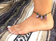 Boho Anklets at Christensen Studio Jewelry