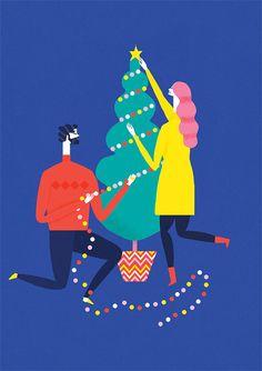 Card Nest - Naomi Wilkinson Illustration