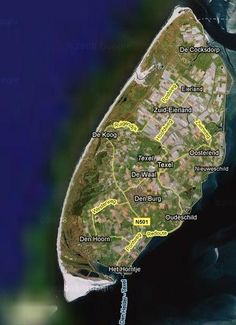 The Netherlands, Texel