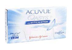 Acuvue Oasys para Astigmatismo (Caja con 6 Lentes de Contacto) - Lentematic  Los lentes 6f3148e681