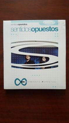 Sentidos Opuestos Movimiento Perpetuo CD Mexico 7243 5 27599 0 3 Mint Madonna