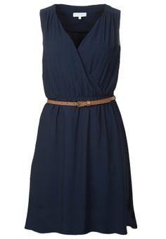 Sukienka letnia - niebieski