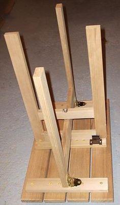 folding table tutorial