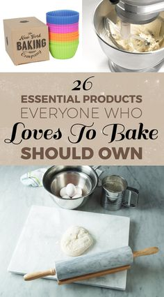 Every baker should consider having these products in their arsenal. Get a…
