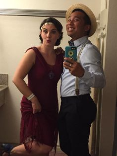 20s night out dancing