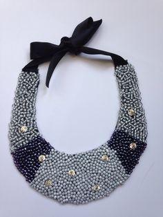 3 colours necklace