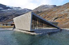 National tourist route Trollstigen by Reiulf Ramstad Arkitekter: http://www.archello.com/en/collection/northern-architecture