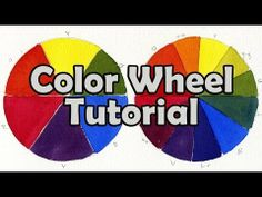 Learn how a color wheel works and how complementary colors can be your friends! By Art Food Kitty. Teaching Colors, Teaching Art, Color Wheel Lesson, Colour Wheel, Art Handouts, 6th Grade Art, Art Curriculum, Principles Of Art, Art Lessons Elementary