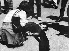 Jeffrey Glenn Miller was a 20 year old student at Kent State who was murdered by the National Guard on May 4, 1970.
