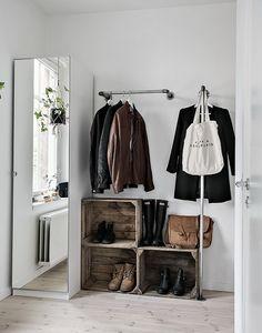 En Decoración como en moda menos es más, o eso al menos pienso yo. Las ideas sencillas son las mejores. Os...