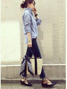 「ちょっとの工夫と手持ちの服で!最新の着やせテク10選」 - ZOZOTOWN