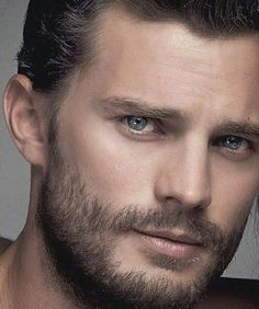 Jamie Dornan this face calls for warm kisses and lots of snuggling