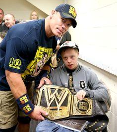 John Cena Circle of Champions London,England (April 2013)