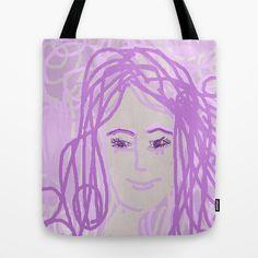 Bright Tote Bag by Megan Spencer - $22.00