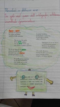 Anche in classe terza i bimbi necessitano di un po' di ripasso ortografico. Introduco il