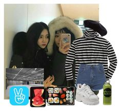 """""""Vapp livesteam with Connie"""" by payneofficial on Polyvore featuring moda, J.Crew, Zara, Jura i Moon Juice"""