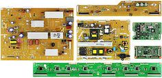 TV Boards Parts and Components: Samsung Pn51e450a1fxza (Versions: Ts04, Td02 And Sd01 Only) Tv Repair Parts Kit -> BUY IT NOW ONLY: $64.95 on eBay!
